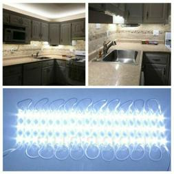 10 ft Bright LED Closet Kitchen Under Cabinet Counter Light