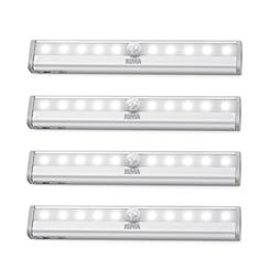 AMIR 10 LED Motion Sensing Closet Lights, DIY Stick-on Anywh