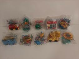 McDonalds UNDER 3 FISHER PRICE Happy Meals Toys  2000-04 Se