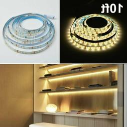10ft Under Cabinet Lighting Kit Kitchen Shelf Counter LED Cl
