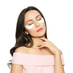 10pairs Makeup Tools Eyelashes Patches Under Eye Pads Paper