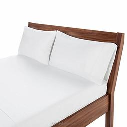 WEEKENDER 200 Thread Count Hotel Pillowcases - Set of 2 - Co
