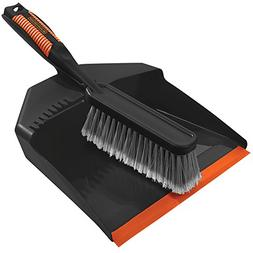 BLACK+DECKER 264012 Dust Pan & Brush Set