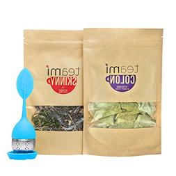30 Day Detox Tea Kit for Teatox & Weight Loss to get that Sk