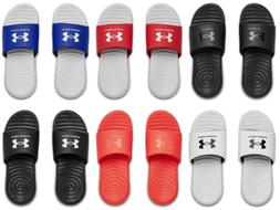 Under Armour 3023761 Men's UA Ansa Fixed Strap Slides Athlet