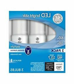 GE Lighting 79369 LED Bright Stik 10-watt , 760-Lumen Light