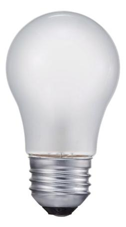 Philips 415331 Frosted 25-Watt A15 Appliance Light Bulb