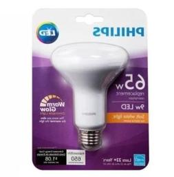 Philips 65W Equivalent Soft White BR30 Dimmable LED Warm Glo