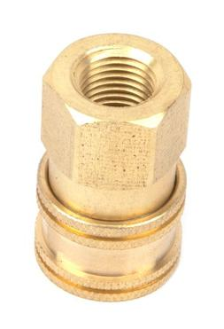 Forney 75127 Pressure Washer Accessories, Quick Coupler Fema