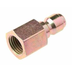 Forney 75135 Pressure Washer Accessories, Quick Coupler Plug