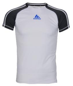 Adidas Boys Athletic Performance Climalite T-Shirt , White/D