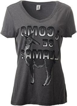 Ann Arbor T-shirt Co. Como SE Llama? | Funny Cute Spanish ES