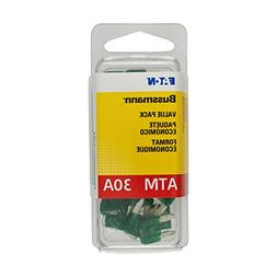 Bussmann  Green 30 Amp Fast Acting ATM Mini Fuse,