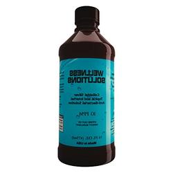 Colloidal Silver - Wellness Solutions - All Natural Immune B
