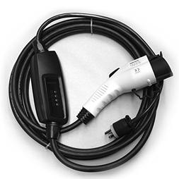 Duosida Electric Vehicle Charger Portable EVSE 220-240v Leve