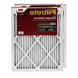 Filtrete 9801-2PK-HDW Reduction Filter Electrostatic, Micro