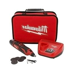 Milwaukee - Portable and Cordless Lithium-Ion M12TM Rotary T