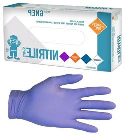 Nitrile Exam Gloves - Medical Grade, Powder Free, Disposable