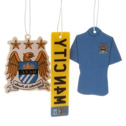 Ontrad Limited Official Manchester City FC Car Air Freshener