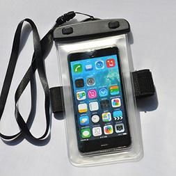 PHARRI Universal Floating Waterproof Case with Armband for R