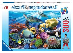 Ravensburger Ocean Turtles - 200 Piece Jigsaw Puzzle for Kid