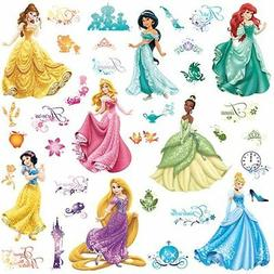 RoomMates RMK2199SCS Disney Princess Royal Debut Peel and  S