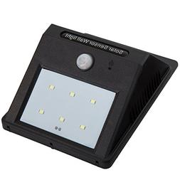 Solar Powered LED Security Light - Motion Activated Energy S