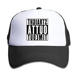 Waldeal Boys&Girls Straight Outta Timeout Two-Toned Baseball