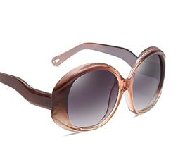 Women's big box with the trend of sunglasses style Korean su