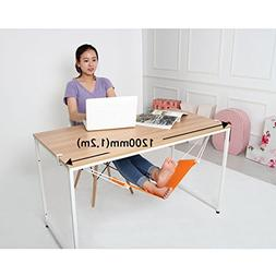 Yofit Put your foot up on the hammock under the desk comfort
