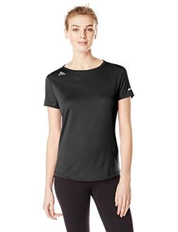 adidas Performance Women's Sequencials Money Short-Sleeve Te