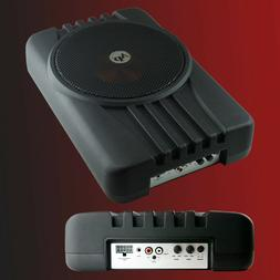 Audiopipe APLP-1001 10'' Compact Amplified Under Seat Subwoo
