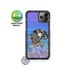 Beautiful Mermaid Under the Sea Design Phone Case Cover for