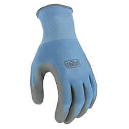 Black & Decker BD513LM Blue Ladies Foam Nitrile Grip Glove