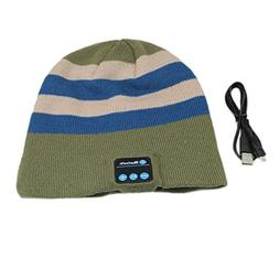 CFZC Bluetooth Beanie Hat Cap Wireless Bluetooth Headphone H