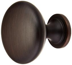 Amerock BP53005-ORB Allison Oil Rubbed Bronze Round Cabinet