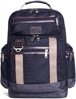 LEHANZ Professional Business Laptop Backpack, Water-resistan