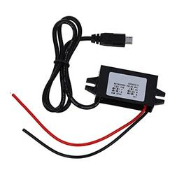 Car Charger DC Converter Module 12V To 5V 3A 15W with Micro