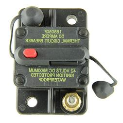 Bussmann CB185-50 CB185 Series Automotive Circuit Breaker