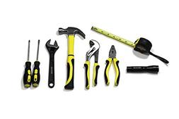 Child's 9 Piece Tool Set - Real Kid's Tools Sized Just For T