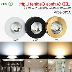 COB 3W 5W 7W 10W 15W LED Surface Celling Under Cabinet Light