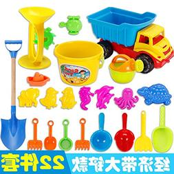 Colorful Beach Toy Car Set Sand Beach Toy Bath Toy For Child