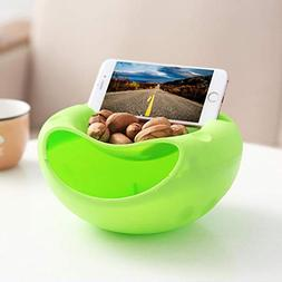 Tpingfe Creative Shape Bowl Perfect Seeds Nuts Dry Fruits St