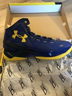 Under Armour Curry 2 Dubnation Away SC30 Size 10 Basketball