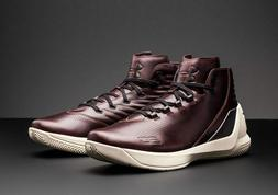 Under Armour Curry 3 Lux Limited Edition Leather Basketball