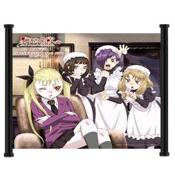 Dance in the Vampire Bund Fabric Wall Scroll Poster  Inches.