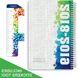Dated Middle School or High School Student Planner for Acade