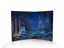 Trend Setters Disney's Cinderella  Curved Acrylic Print Home