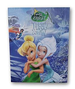 Disney Tinkerbell and Fairies Secret of the Wings Reusable S
