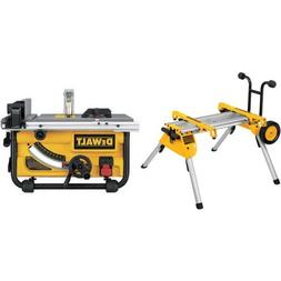 DEWALT DW7440RS Rolling Saw Stand with 10-Inch Compact Job S